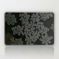 queen annes lace Laptop & iPad Skin