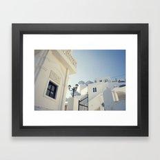 for chic walls Framed Art Print