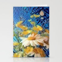 Buttercups Stationery Cards