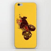 Bonnie & Clyde iPhone & iPod Skin