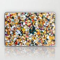 Crushed Sea Shells Laptop & iPad Skin