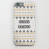 WHO DAT iPhone 6 Slim Case