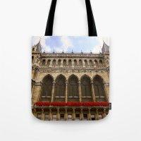 Building in Vienna Tote Bag
