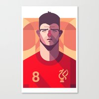 SG8 | Reds Canvas Print