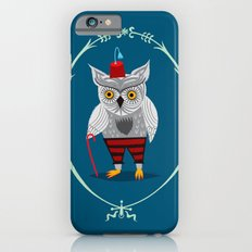 Olaf The Old Grey Owl iPhone 6 Slim Case