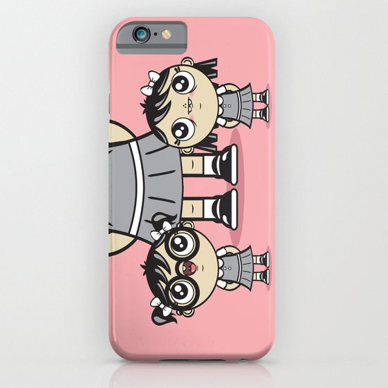 Some Girls Are Bigger Than Others iPhone & iPod Case
