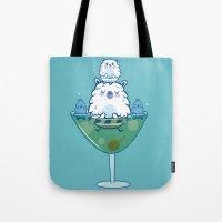 Martini PBear Tote Bag
