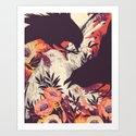 Harbors & G ambits Art Print