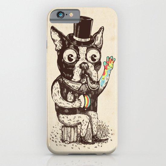 Strange Dog iPhone & iPod Case