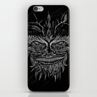 Forest Elemental iPhone & iPod Skin