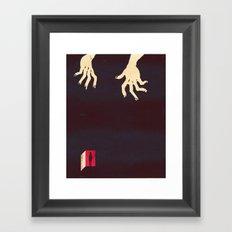 Hello Darkness My Old Friend Framed Art Print