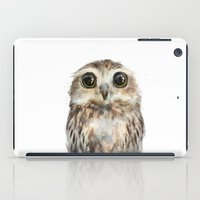 Little Owl iPad Case