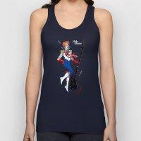 Sailor Stardust Unisex Tank Top