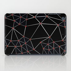 Seg with Red Spots iPad Case
