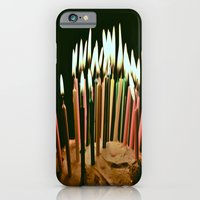 happy birthday iPhone & iPod Cases featuring Happy Birthday by Thomas Eppolito