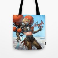 -Air- Tote Bag