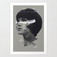 Vivre Sa Vie Movie Poste… Art Print