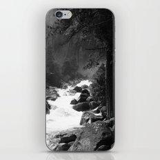Whiteout Yosemite-2 iPhone & iPod Skin