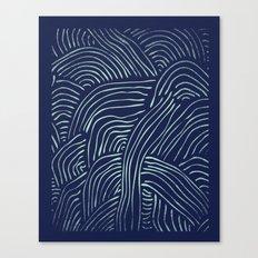 Foam Canvas Print