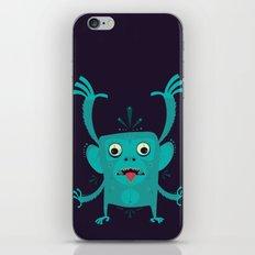 CREATURE N0#4IVI iPhone & iPod Skin