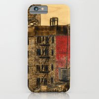 iPhone & iPod Case featuring A Different Perspective by Red Lady Locks