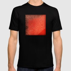 W is for Water Mens Fitted Tee Black SMALL