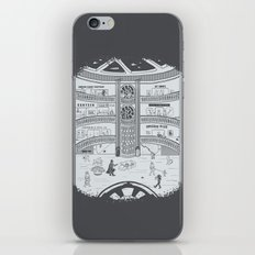 Darth Mall iPhone & iPod Skin