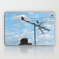 Birds Eye View! ~ Sky An… Laptop & iPad Skin