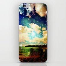 Far Out Beach iPhone & iPod Skin