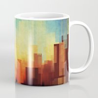 Urban Sunset Mug