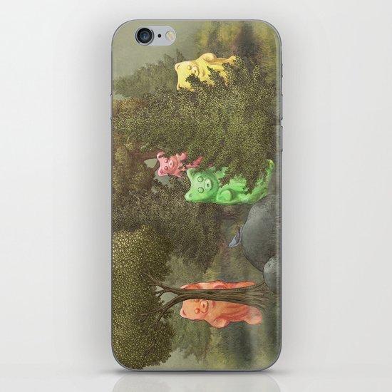 Wild Gummy Bears iPhone & iPod Skin