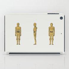 C-3PO iPad Case