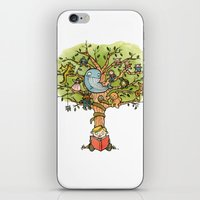 StoryTime Tree iPhone & iPod Skin