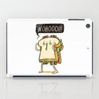 WOHOOO!!! iPad Case