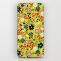 Flourishing Florals iPhone & iPod Skin