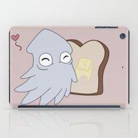 Kraken Toast iPad Case