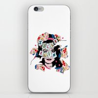 JuLiE RuiN!!! iPhone & iPod Skin
