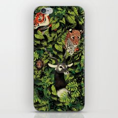 Forest Clutter iPhone & iPod Skin