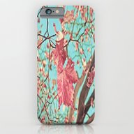 Flying Leaves iPhone 6 Slim Case