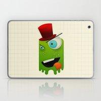 Scary Monster Laptop & iPad Skin