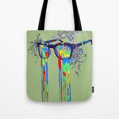 Technicolor Vision Tote Bag