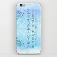 The Lunatic, The Lover -… iPhone & iPod Skin