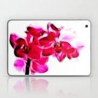Fractalius pink orchid Laptop & iPad Skin