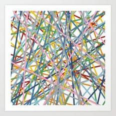 Kerplunk Extended Art Print
