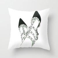 Valentino Dream Throw Pillow