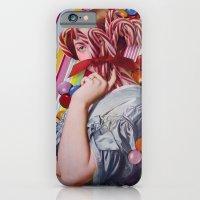 Sacchrine | Collage iPhone 6 Slim Case