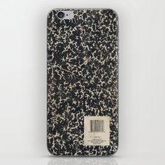 Notebook iPhone & iPod Skin
