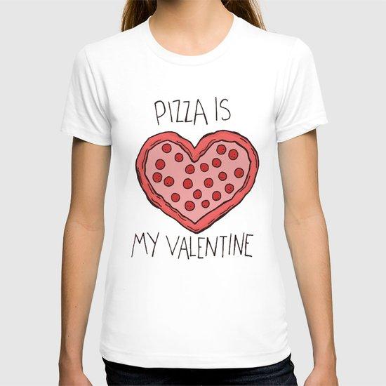 Valentine Pizza T-shirt