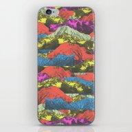 Cosmic Caravan iPhone & iPod Skin