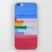 Viva La France 9 iPhone & iPod Skin